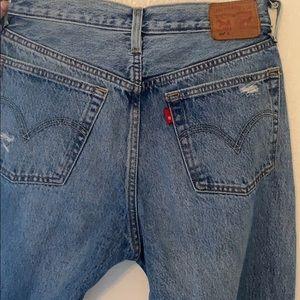 Levi's jeans width27 length 30